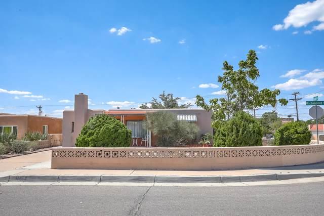 1729 Richmond Drive NE, Albuquerque, NM 87106 (MLS #957382) :: Campbell & Campbell Real Estate Services