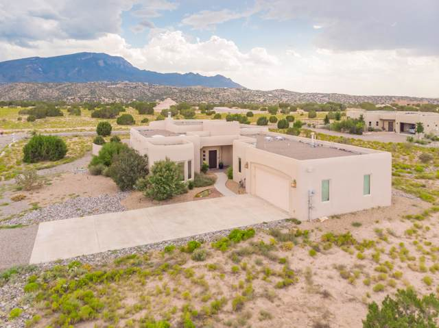 35 Mustang Road, Placitas, NM 87043 (MLS #957400) :: Campbell & Campbell Real Estate Services