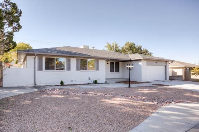 7604 Sierra Azul Avenue NE, Albuquerque, NM 87110 (MLS #957414) :: Campbell & Campbell Real Estate Services