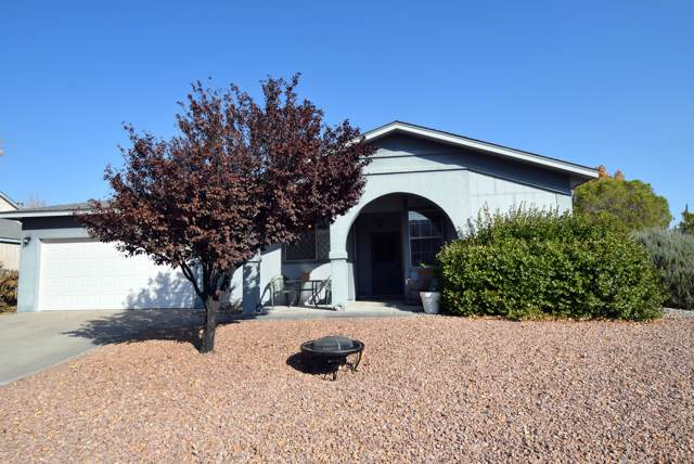 1617 Twinberry Drive NE, Rio Rancho, NM 87144 (MLS #957428) :: Campbell & Campbell Real Estate Services