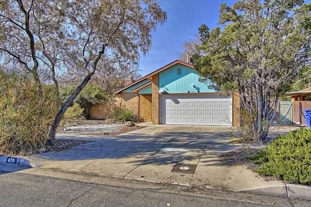 4211 66TH Street NW, Albuquerque, NM 87120 (MLS #957456) :: Silesha & Company