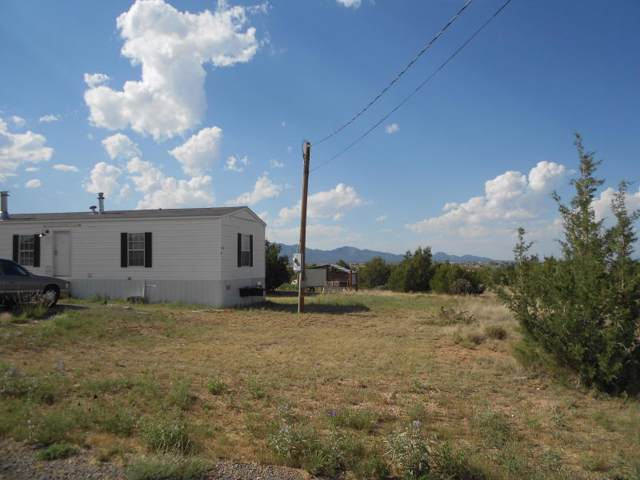 61 Pinon Road, Edgewood, NM 87015 (MLS #957469) :: Campbell & Campbell Real Estate Services