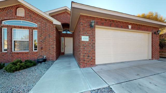 4308 Canada Place NW, Albuquerque, NM 87114 (MLS #957472) :: Campbell & Campbell Real Estate Services
