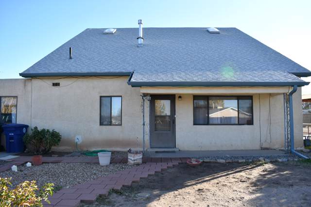 2808 Socorro Street NW, Albuquerque, NM 87104 (MLS #957507) :: Campbell & Campbell Real Estate Services