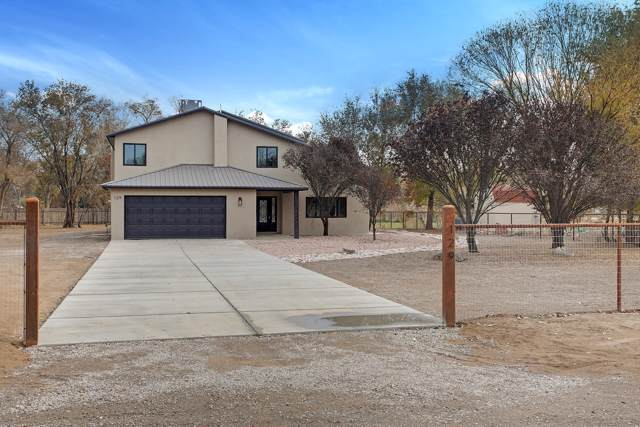 129 Uva Court, Corrales, NM 87048 (MLS #957517) :: Campbell & Campbell Real Estate Services