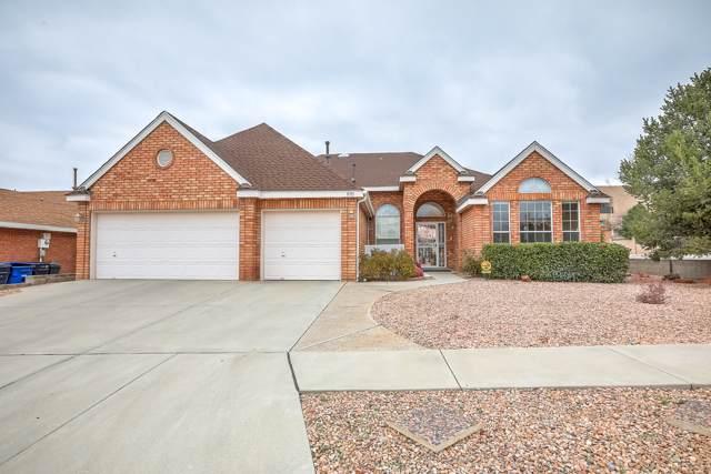 8515 Hampton Avenue NE, Albuquerque, NM 87122 (MLS #957522) :: Campbell & Campbell Real Estate Services