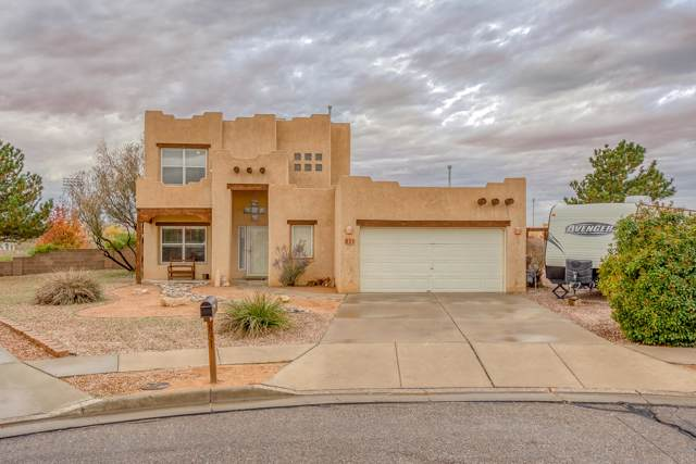 831 Pinzon Street NW, Los Lunas, NM 87031 (MLS #957526) :: Campbell & Campbell Real Estate Services