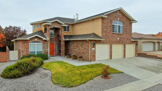 7405 Torin Drive NE, Albuquerque, NM 87122 (MLS #957533) :: Campbell & Campbell Real Estate Services