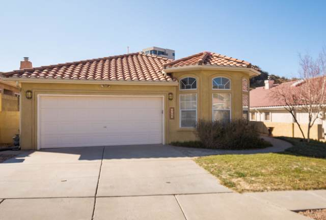 1143 Narcisco Street NE, Albuquerque, NM 87112 (MLS #957540) :: Campbell & Campbell Real Estate Services