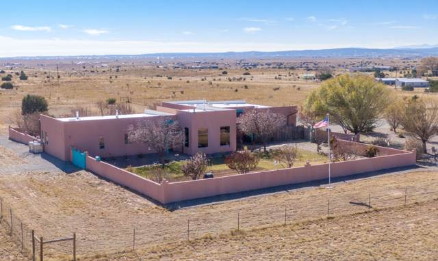 938 State Road 344, Edgewood, NM 87015 (MLS #957543) :: Campbell & Campbell Real Estate Services