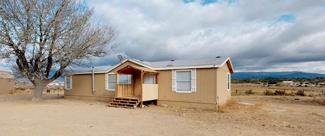 136 State Highway 197, Cuba, NM 87013 (MLS #957558) :: Campbell & Campbell Real Estate Services
