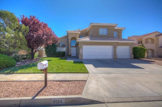 9124 Berryessa Road NE, Albuquerque, NM 87122 (MLS #957560) :: Campbell & Campbell Real Estate Services