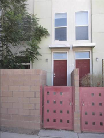 702 Broadway Boulevard SE #8, Albuquerque, NM 87102 (MLS #957571) :: Campbell & Campbell Real Estate Services