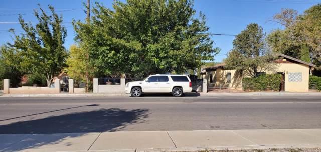 1835 William Street SE, Albuquerque, NM 87102 (MLS #957575) :: Campbell & Campbell Real Estate Services