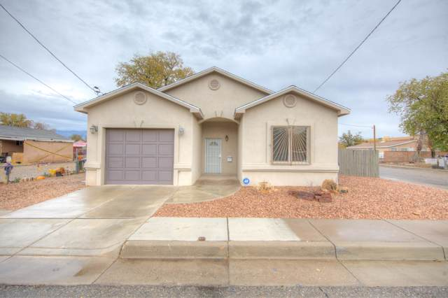 4600 6TH Street NW, Albuquerque, NM 87107 (MLS #957595) :: Campbell & Campbell Real Estate Services