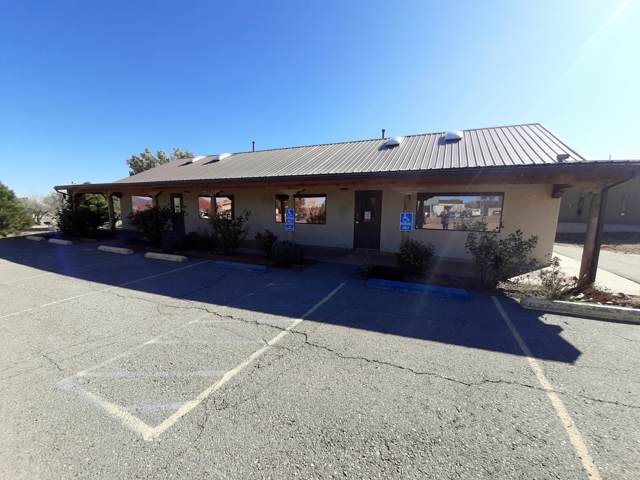 1911 A B Old Us 66, Edgewood, NM 87015 (MLS #957597) :: Campbell & Campbell Real Estate Services