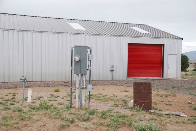East-West Ranch - 800 Acres, Quemado, NM 87829 (MLS #957603) :: Campbell & Campbell Real Estate Services