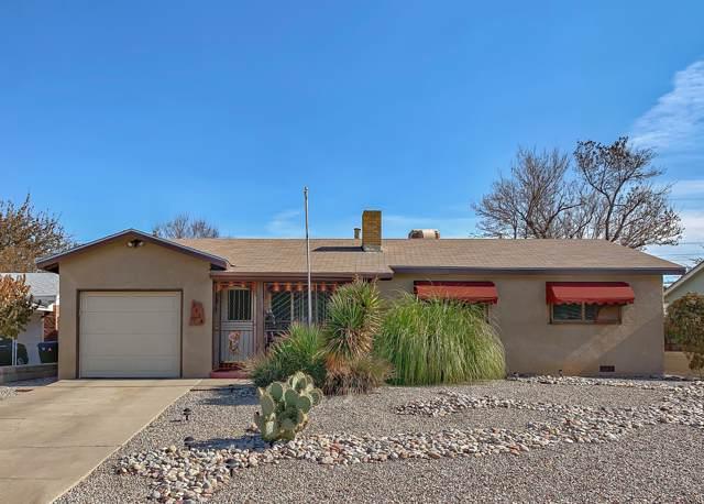 3124 Arizona Street NE, Albuquerque, NM 87110 (MLS #957613) :: Campbell & Campbell Real Estate Services