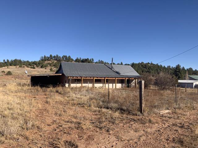 85 San Isidro Road, Mora, NM 87732 (MLS #957635) :: Campbell & Campbell Real Estate Services