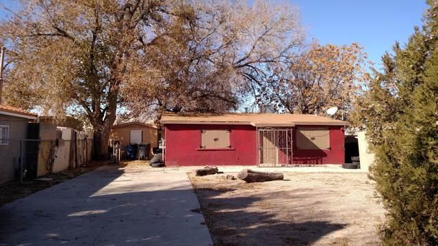 2011 William Street SE, Albuquerque, NM 87102 (MLS #957644) :: Campbell & Campbell Real Estate Services