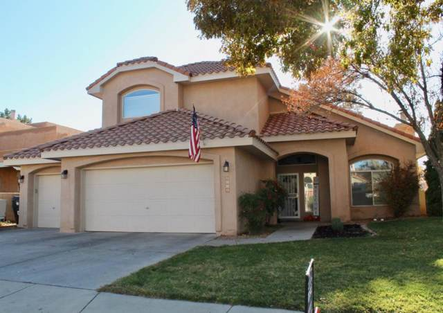 8608 Greenarbor Road NE, Albuquerque, NM 87122 (MLS #957653) :: Campbell & Campbell Real Estate Services