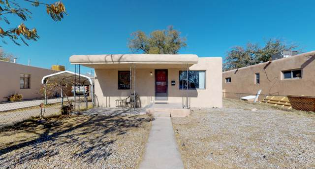 731 Woodland Avenue NW, Albuquerque, NM 87107 (MLS #957655) :: Campbell & Campbell Real Estate Services