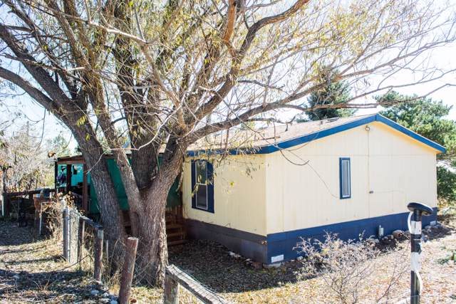 5 Hummingbird Lane, Edgewood, NM 87015 (MLS #957665) :: Campbell & Campbell Real Estate Services