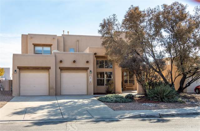 4412 Woodrose Road NW, Albuquerque, NM 87114 (MLS #957672) :: Campbell & Campbell Real Estate Services