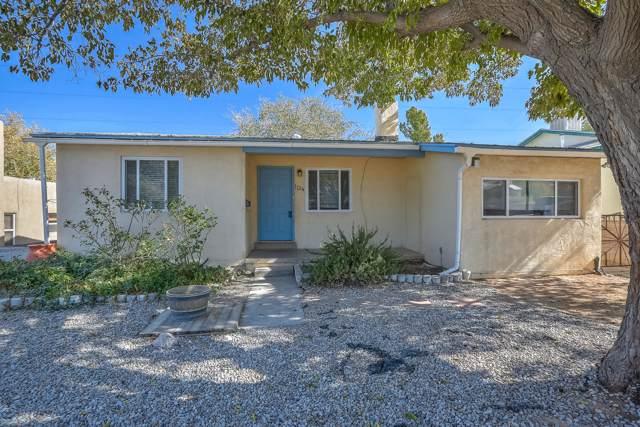 1134 Vassar Drive NE, Albuquerque, NM 87106 (MLS #957675) :: Campbell & Campbell Real Estate Services