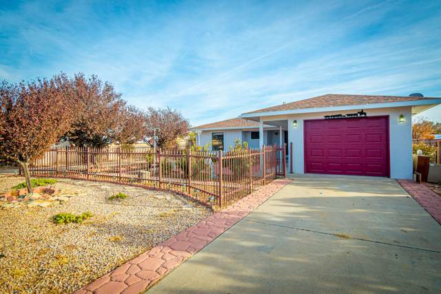 319 Gorman Avenue, Rio Communities, NM 87002 (MLS #957684) :: Campbell & Campbell Real Estate Services