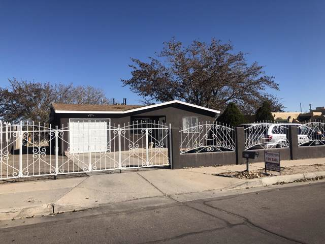 9021 Benavides Road SW, Albuquerque, NM 87121 (MLS #957687) :: Campbell & Campbell Real Estate Services