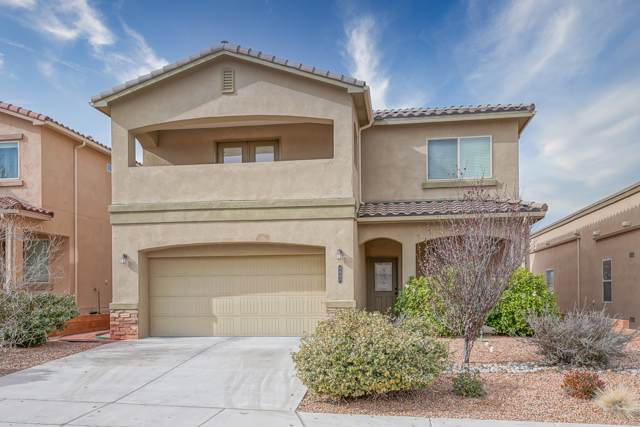 2007 Northlands Drive SE, Albuquerque, NM 87123 (MLS #957691) :: Campbell & Campbell Real Estate Services