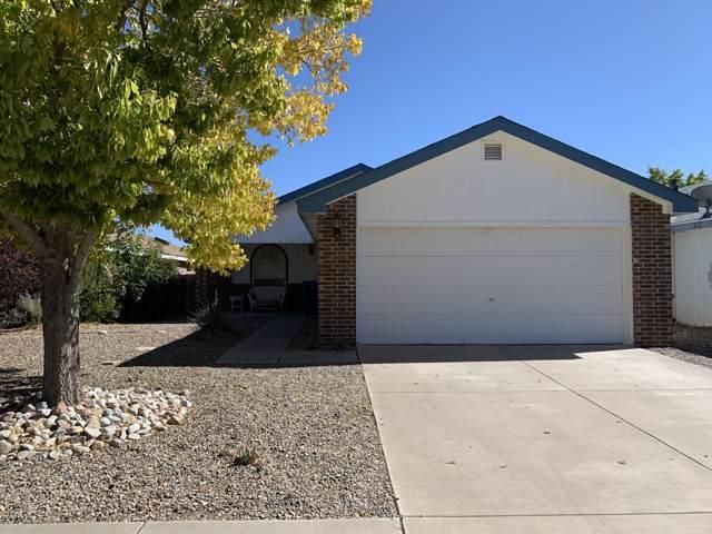 1240 Pandora Drive SW, Los Lunas, NM 87031 (MLS #957696) :: Campbell & Campbell Real Estate Services