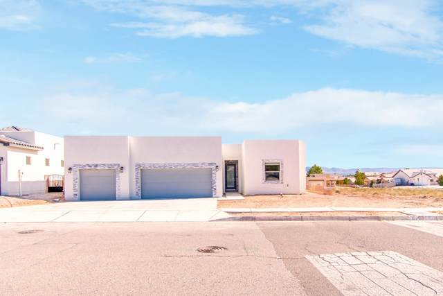 6208 Tesuque Drive NW, Albuquerque, NM 87120 (MLS #957708) :: The Bigelow Team / Red Fox Realty