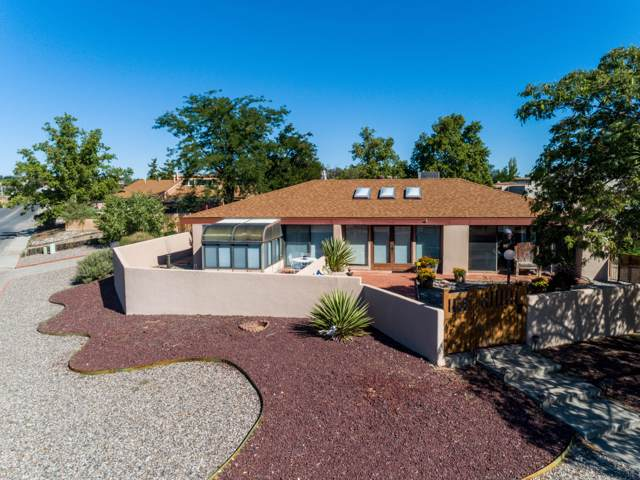 95 Utah Meadow Road NE, Rio Rancho, NM 87124 (MLS #957710) :: Campbell & Campbell Real Estate Services