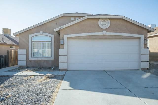 10719 Sky Watcher Street NW, Albuquerque, NM 87114 (MLS #957711) :: Silesha & Company