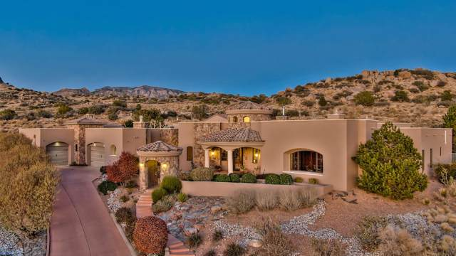 1500 Arenas Place SE, Albuquerque, NM 87123 (MLS #957712) :: The Bigelow Team / Red Fox Realty