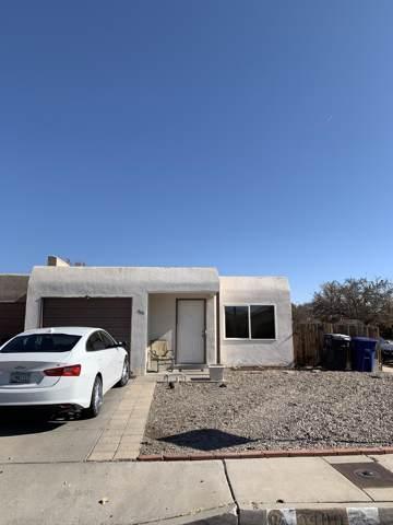 3400 Corona Drive NW, Albuquerque, NM 87120 (MLS #957714) :: Silesha & Company
