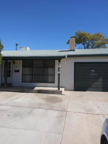 2936 San Pedro Drive NE, Albuquerque, NM 87110 (MLS #957724) :: Campbell & Campbell Real Estate Services