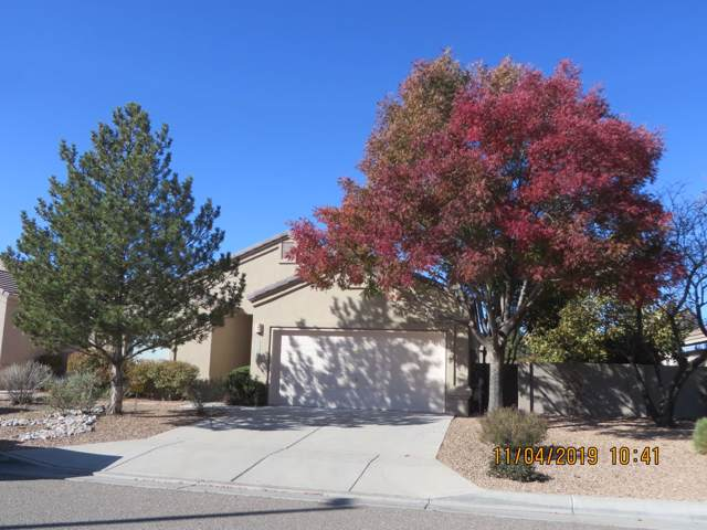 3811 Tundra Swan Court NW, Albuquerque, NM 87120 (MLS #957729) :: The Bigelow Team / Red Fox Realty