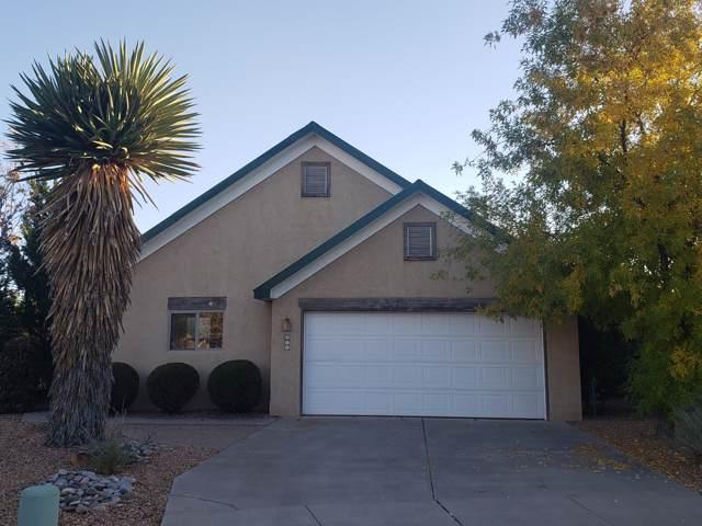316 La Chamisal Lane NW, Los Ranchos, NM 87107 (MLS #957732) :: The Bigelow Team / Red Fox Realty