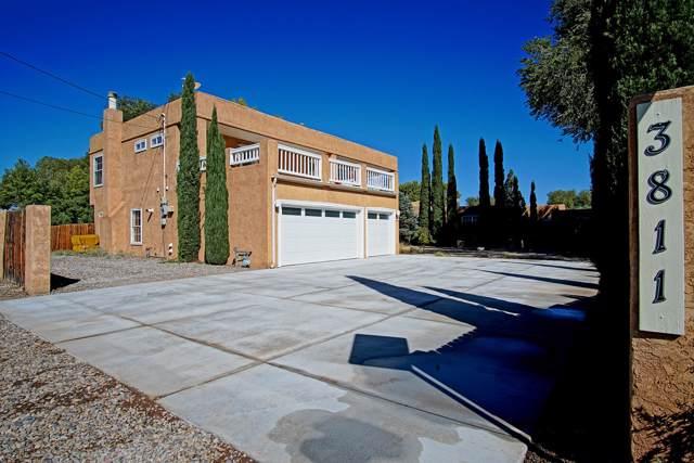 3811 Rio Grande Boulevard NW, Albuquerque, NM 87107 (MLS #957737) :: Campbell & Campbell Real Estate Services