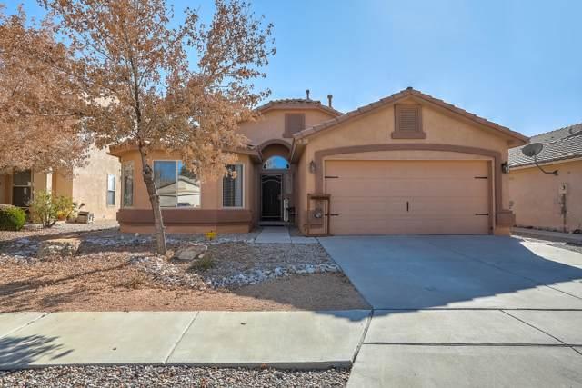 5920 Los Riscos Road NW, Albuquerque, NM 87120 (MLS #957739) :: The Bigelow Team / Red Fox Realty
