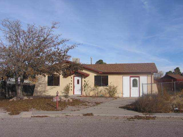 1106 Kathryn Court, Socorro, NM 87801 (MLS #957742) :: Campbell & Campbell Real Estate Services