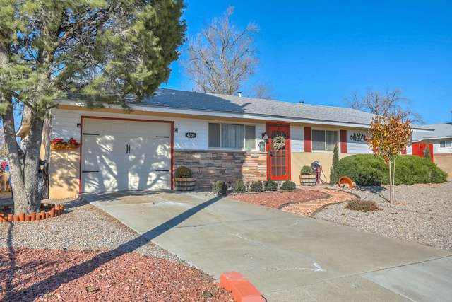 4209 Mescalero Road NE, Albuquerque, NM 87110 (MLS #957745) :: Campbell & Campbell Real Estate Services