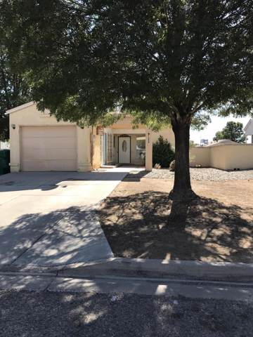 1088 Sand Dune Road NE, Rio Rancho, NM 87144 (MLS #957751) :: The Bigelow Team / Red Fox Realty