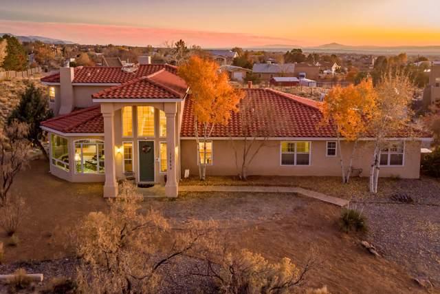 11600 Glendale Avenue NE, Albuquerque, NM 87122 (MLS #957752) :: Campbell & Campbell Real Estate Services