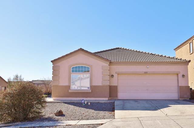 7232 Teypana Road NW, Albuquerque, NM 87114 (MLS #957754) :: The Bigelow Team / Red Fox Realty