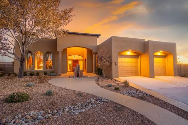 9700 Sand Verbena Trail NE, Albuquerque, NM 87122 (MLS #957758) :: Campbell & Campbell Real Estate Services