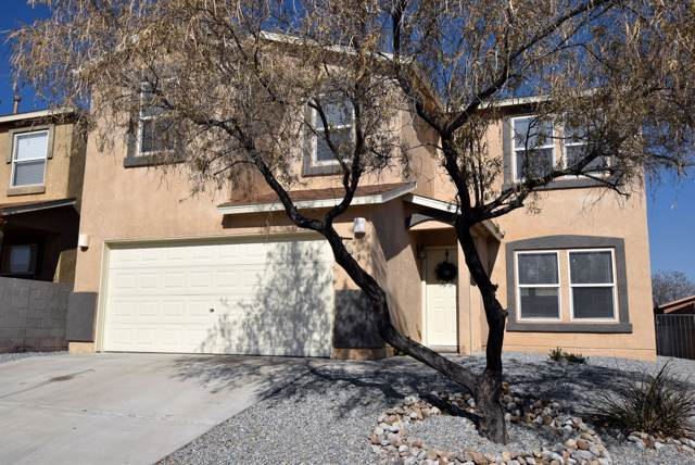 10435 Gila Gulch Road SW, Albuquerque, NM 87121 (MLS #957759) :: Campbell & Campbell Real Estate Services